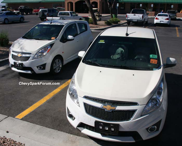 chevy spark testing in the desert articles news. Black Bedroom Furniture Sets. Home Design Ideas
